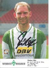 Werder Bremen Autogrammkarten