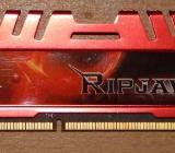 8GB (1 Riegel) G.SKILL RIPJAWS DDR3 F3-10666CL9S-8GBXL RAM - Bremen