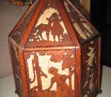 Antike Märchen-Motiv-Lampe – Laubsägearbeit - Weyhe