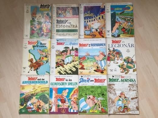 Asterix & Obelix Comics - Bremen