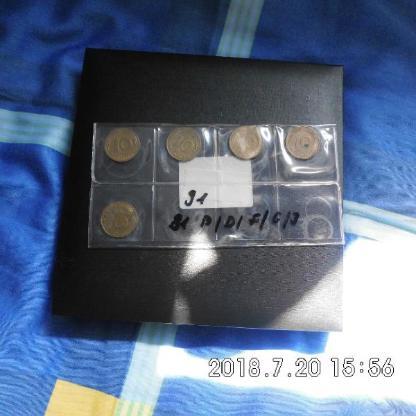BRD 10 Pfennig 1991