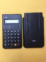 Braun Taschenrechner 4835