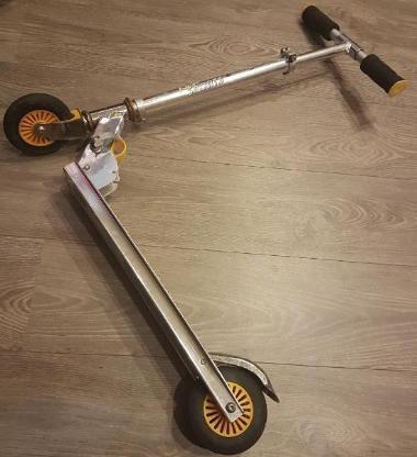 New Sports Tretroller - Scooter, klappbar, Reifengröße 120 mm - Verden (Aller)
