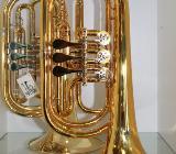 Professionelle Basstrompete in Bb. Mod. Melton 129 GL. Einzelanfertigung - Bremen Mitte