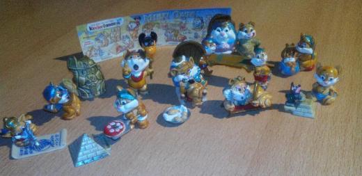 """Ü-Eier """" Miezi Cats """" Erscheinungsjahr 1998 - Verden (Aller)"""