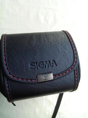 Sigma NC - 02 Objektivköcher - Verden (Aller)