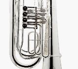 Besson 186 BBb Tuba, echt versilbert. Neu mit Rollenkoffer - Bremen Mitte