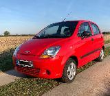 Chevrolet Matiz rot nur 23tkm - Weyhe