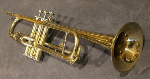 Dieter Otto Neumarkt St. Veit B - Trompete, Made in Germany