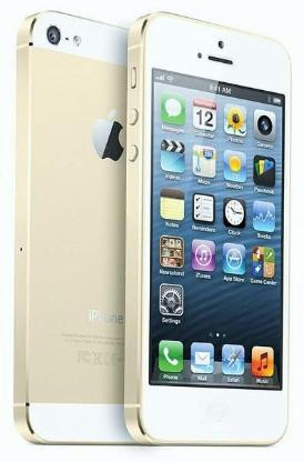 iPhone 5s 16 GB in Gold mit Display Bruch - Verden (Aller)