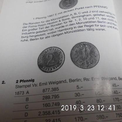 2 Reichspfennig - Bremen