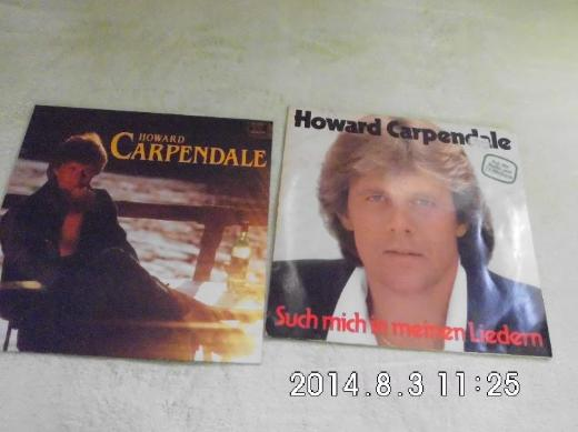 LP Howard Carpendale - Bremen