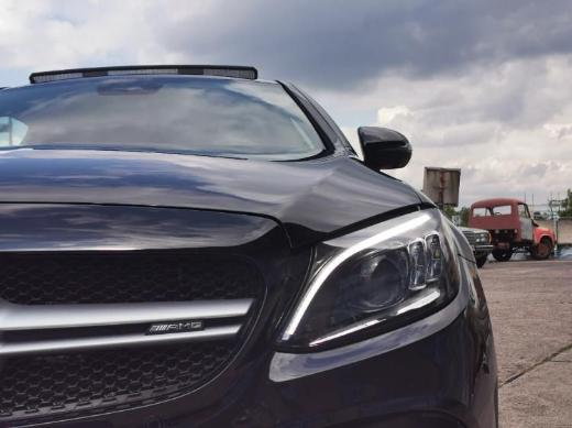 Mercedes C43 AMG Facelift 390PS Mieten - Sportwagenvermietung - Bremen