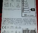 "2 x Stück Halogen Reflektoren 230V – GU10 50 Watt in Verpackung ""NEU"" - Verden (Aller)"
