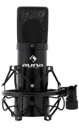 Auna Mic 900B USB Kondensatormikrofon mit Halterung - Wilhelmshaven