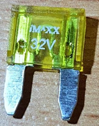 Mini Kfz Sicherungen 5-teilig für Auto - Verden (Aller)