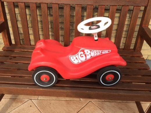 Big Bobby Car