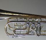 J. Scherzer Profi Konzert - Trompete in C, Mod. 8217GT-L, NEUWARE - Bremen Mitte