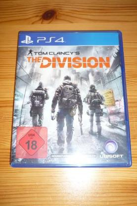 """PS4 """"The Division"""""""