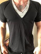 Wormland Basic Herren T-Shirts 4 Stück-Sparpack - Größe L