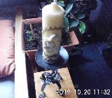 Kerzenständer mit Maria Kerze - Bremen