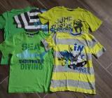 diverse T-Shirts Gr. 134/140 Skater Hai ab 1€ - Bremen