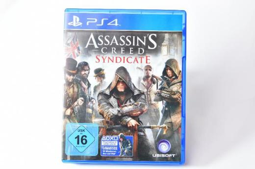 Assassin's Creed Syndicate - Special Edition --PS4-- - Emstek