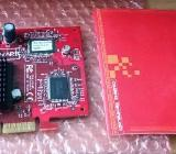 AGP Grafikkarte Gainward 64 MB GeForce GF4 MX440 Video-out - Verden (Aller)