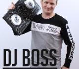 DJ Boss - Russischer Dj für Hochzett, Geburtstag, Partys - Stuhr