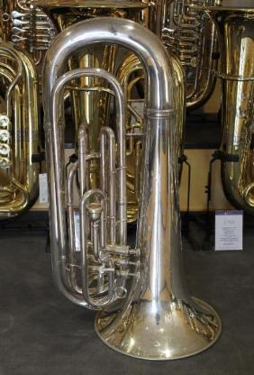 Orig. Willson Marching - Tuba / Schulterbass in BBb. Inkl. Koffer - Bremen Mitte