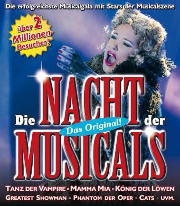 Die Nacht der Musicals im Metropol Theater Bremen in Bremen - Bremen