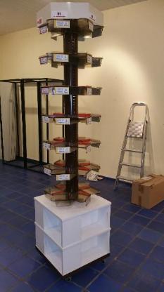 Verkaufsbuchständer Höhe 207cm - Bremen Neustadt