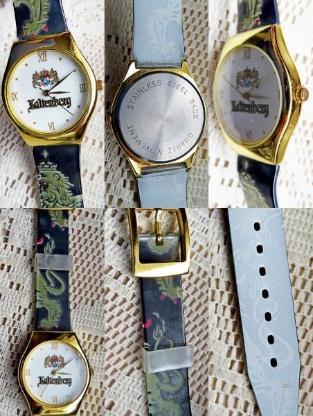 "Sammler-""Motiv-Armbanduhr"" mit Silikonarmband, Batterie neu - noch ungetragen! - Diepholz"