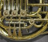Original Meister Hans Hoyer 6801-L Heritage Bb/F Doppelhorn, Sonderausstattung, Neuware - Bremen Mitte