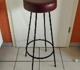 Barhocker 2 Stück für Bistrotisch oder Bar - Achim