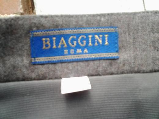 Rock Schurwolle Biaggini Gr.48 XL - Ihlienworth
