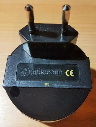 AC/AC Adapter HGJ54-18CAN 24 V / 8 VA,Buchse 5,5 /2,1 mm, Lichterkette - Verden (Aller)