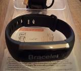 Neues Fitness Armband schwarz Bracelet im Original Karton - Apen