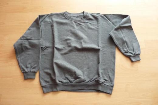 Pullover Grau Gr. M