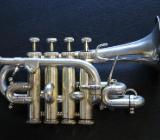 Thein Profi - Piccolo - Trompete 4 Ventile mit Trigger - Bremen Mitte