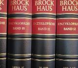 Brockhaus Enzyklopädie, 19.Auflage, 24 Bände - Friesoythe