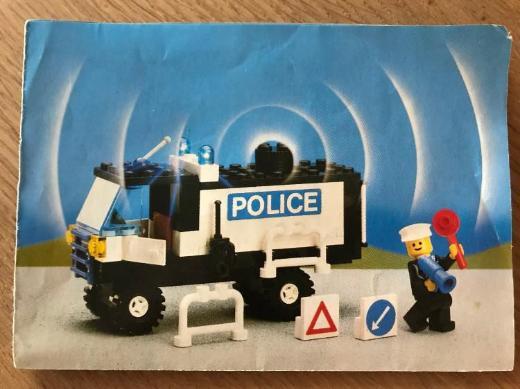 """LEGO Serie """"Light&Sound"""" Polizeiauto - Weyhe"""