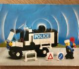 "LEGO Serie ""Light&Sound"" Polizeiauto - Weyhe"