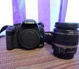 Canon EOS 500d mit Zubehör nur Body oder mit objektiv 18-55mm - Wangerland