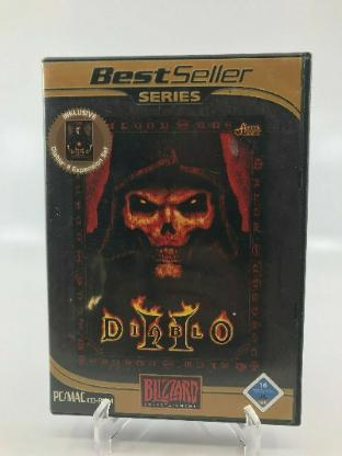 Diabolo II - Windows Computerspiel - Weyhe