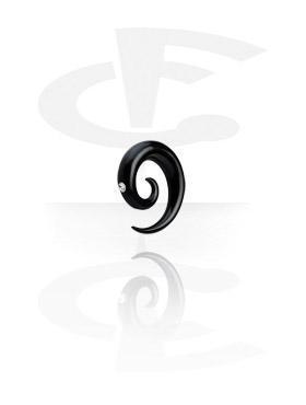 Horn Spirale mit Kristallsteinkugel - Verden (Aller)