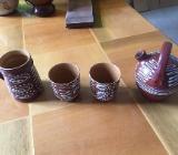 Hochwertige Töpferware Keramik 50er Jahre - Bremen