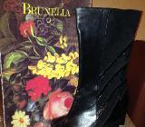"""Edel!Elegant!Klassisch!Zeitlos! Stiefel von """"Brunella"""" Made in Italy! Neu und ungetragen! - Osterholz-Scharmbeck"""