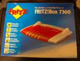 Fritzbox 7360 VDSL Router