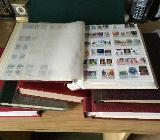 Briefmarkensammlung aus Nachlass - Bremen Vahr